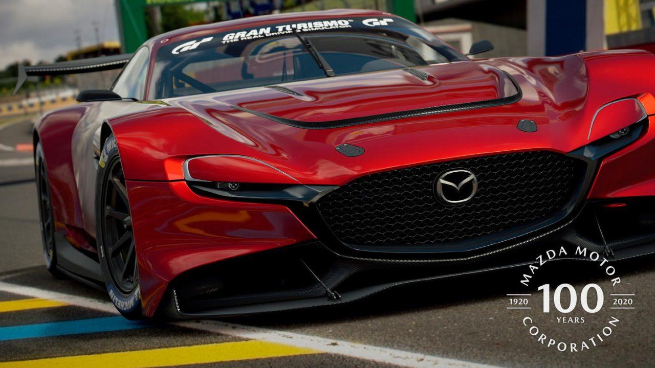 GT Sport – Une mise à jour pour fêter les 100 ans de Mazda