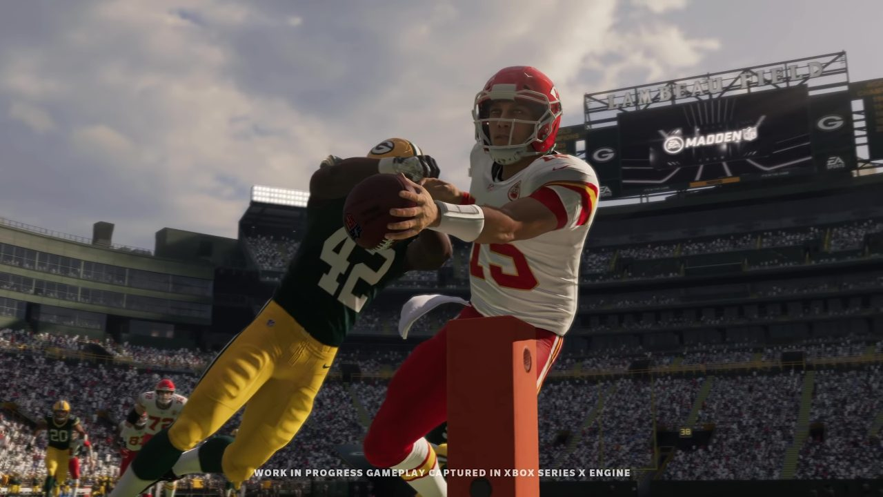 EA Sports confirme Madden NFL 21 sur Xbox Series X