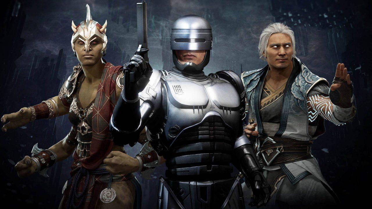 Warner annonce Mortal Kombat 11 Aftermath