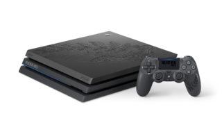 Une édition limitée de la PS4 Pro aux couleurs de The Last of Us Part II