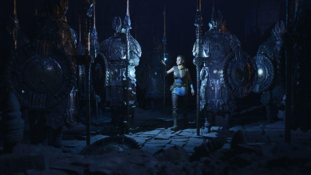 Epic Games montre une démo technique de son Unreal Engine V sur PS5 et c'est la claque !