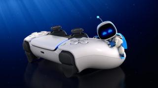 Découvrez un des mondes d'Astro's Playroom jusqu'en 4K HDR sur PS5