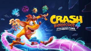 Activision dévoile un Crash Bandicoot inédit