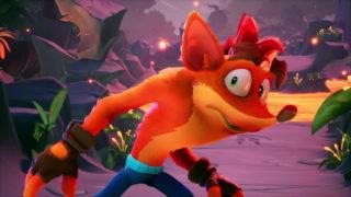 Découvrez les premiers niveaux de Crash Bandicoot 4 en vidéo