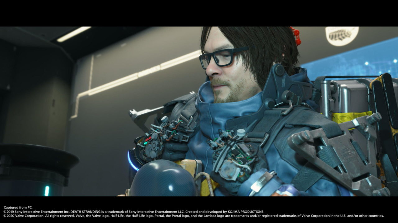 Les specs pour la version PC de Death Stranding