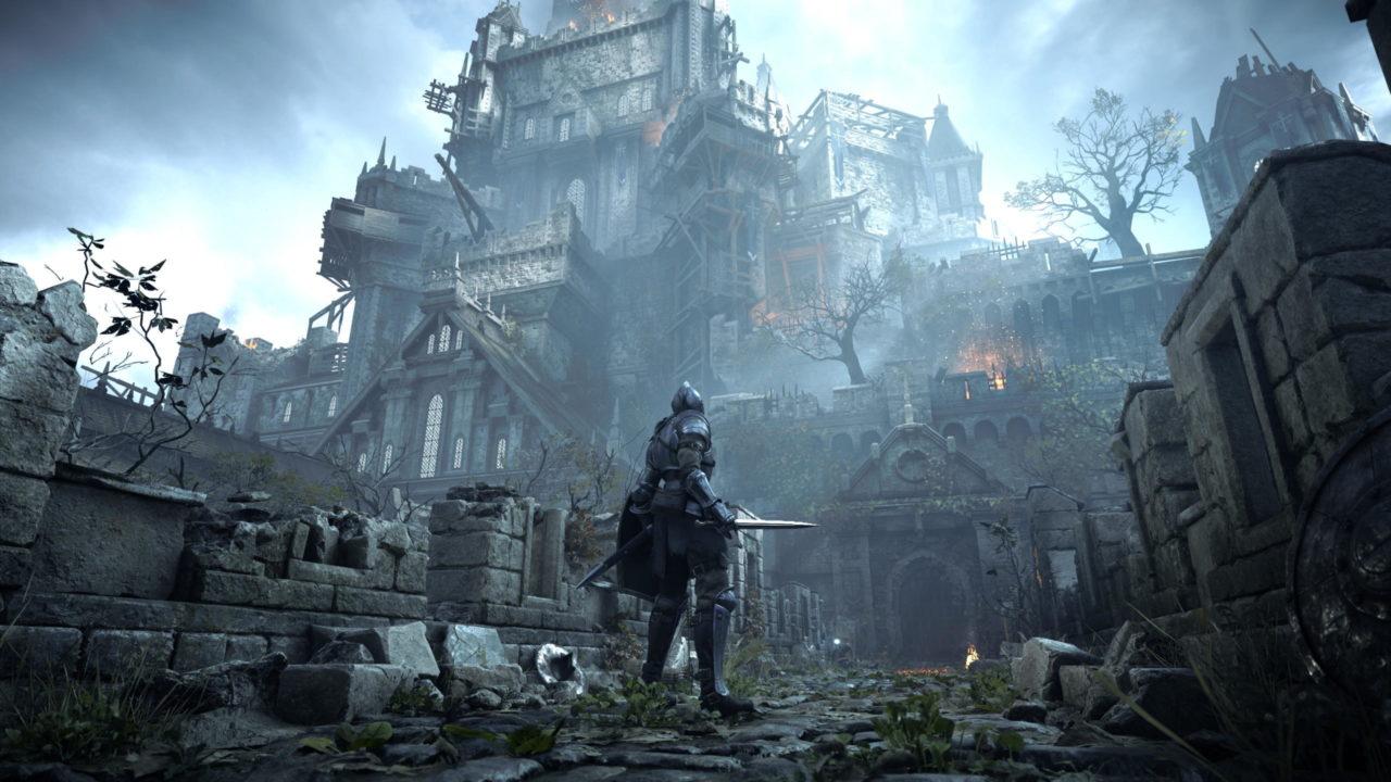 Sony dévoile une nouvelle vidéo de gameplay de Demon's Souls