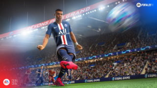 Premières images de FIFA 21