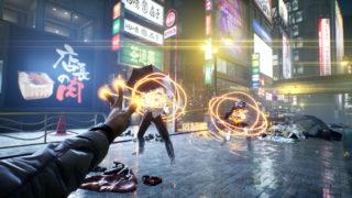 Ghostwire Tokyo est reporté à 2022