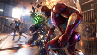 Marvel's Avengers sera disponible sur PS5 et XSX