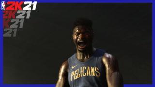 2K montre un teaser de NBA 2K21 sur PS5
