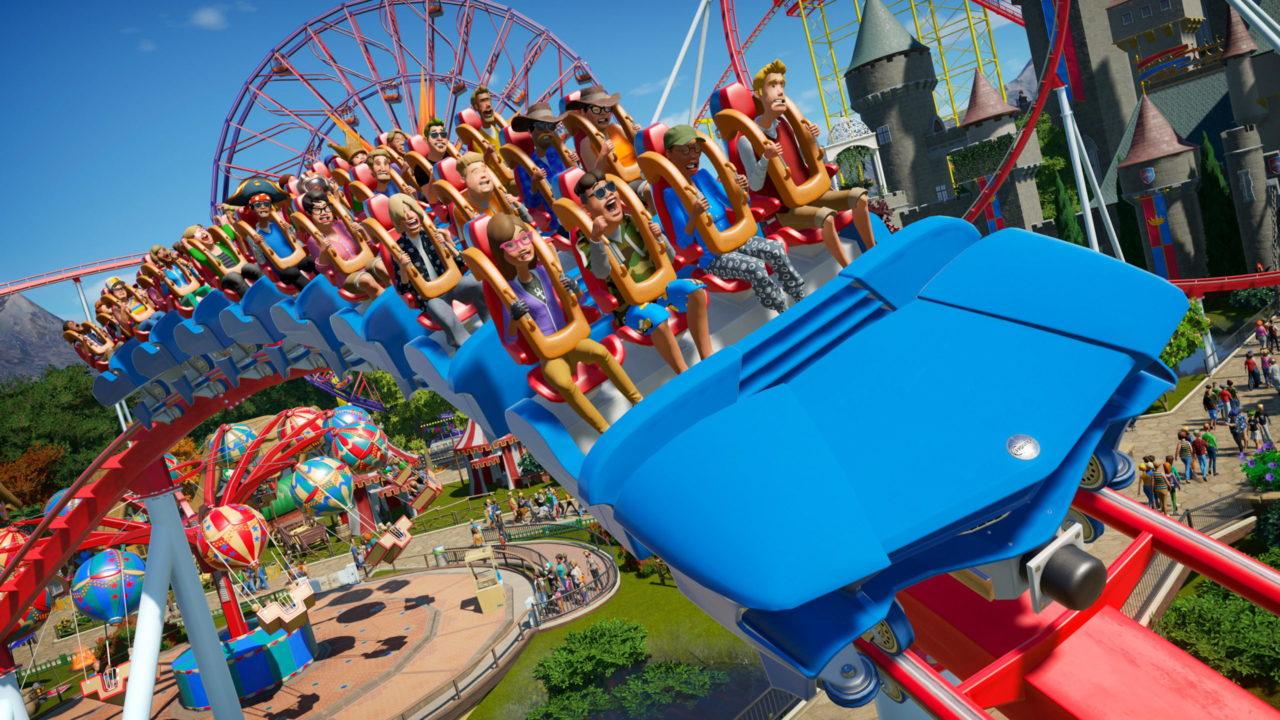 Planet Coaster sera jouable sur consoles y compris next gen en fin d'année