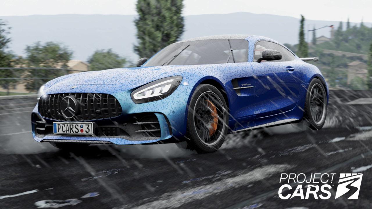 Project Cars 3 sera disponible le 28 août 2020