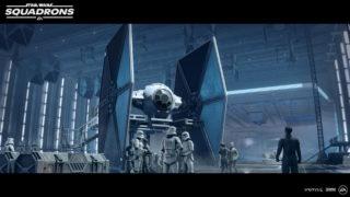 Star Wars Squadrons – Nouvelles informations, nouvelles images et vidéo de gameplay