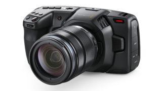 Blackmagic Pocket Cinema Camera 4K – Une caméra vidéo pour ceux qui veulent aller plus loin