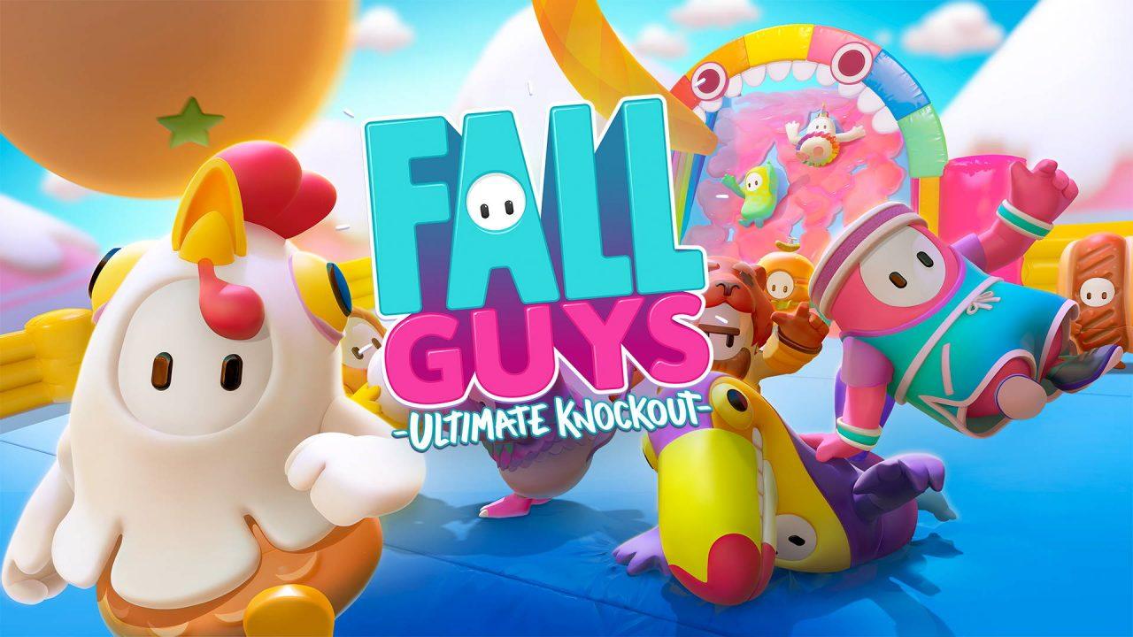 Découvrez une demi-heure de gameplay du rigolo Fall Guys