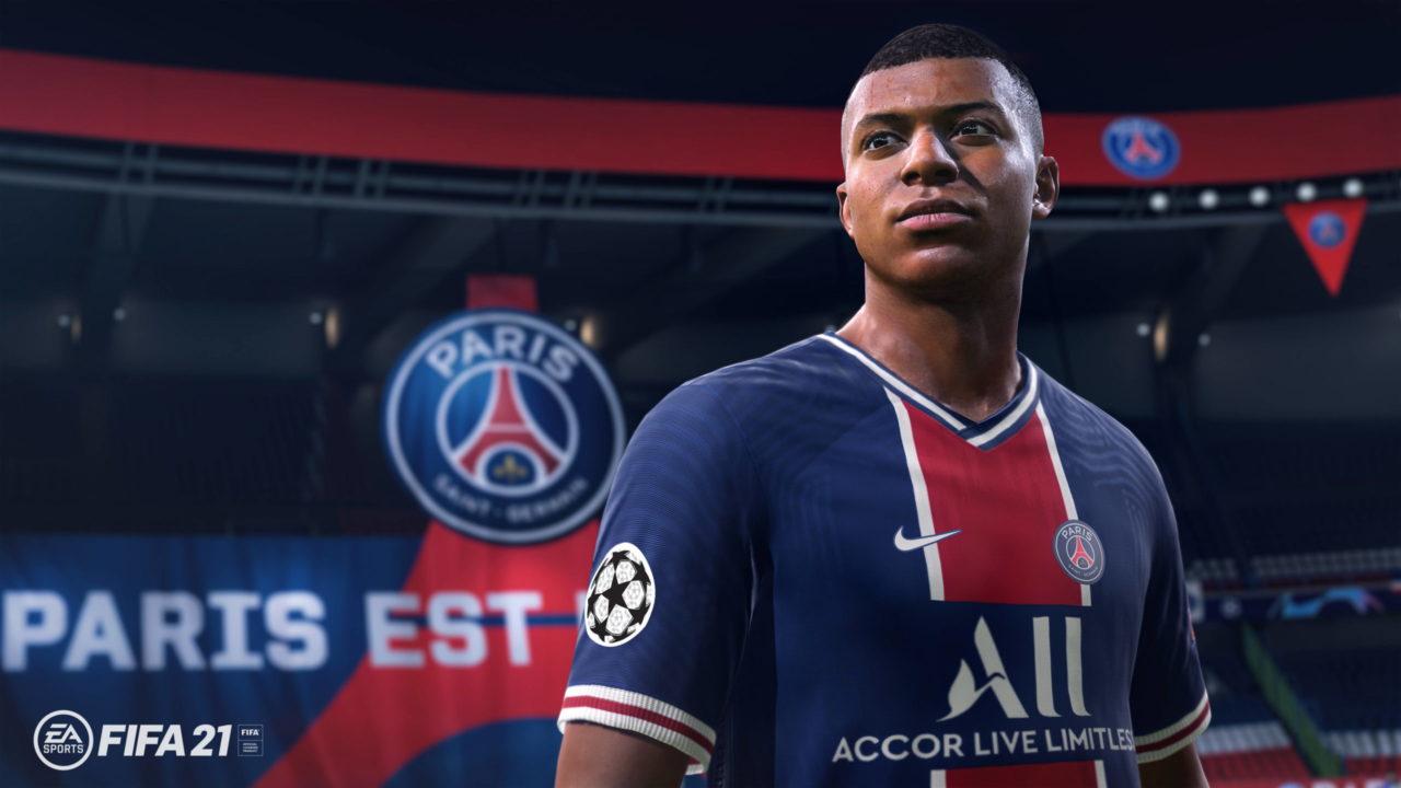 Plus d'informations, d'images et nouvelle vidéo pour FIFA 21