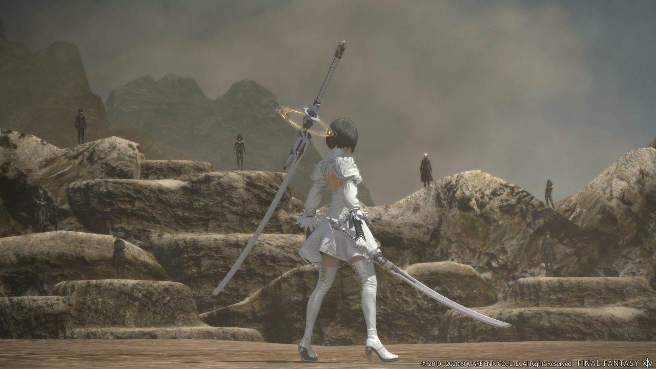 Une nouvelle vidéo de la mise à jour 5.3 de Final Fantasy XIV Online