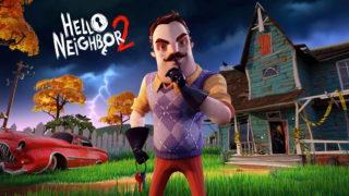 Hello Neighbor 2 annoncé sur XSX et Xbox One