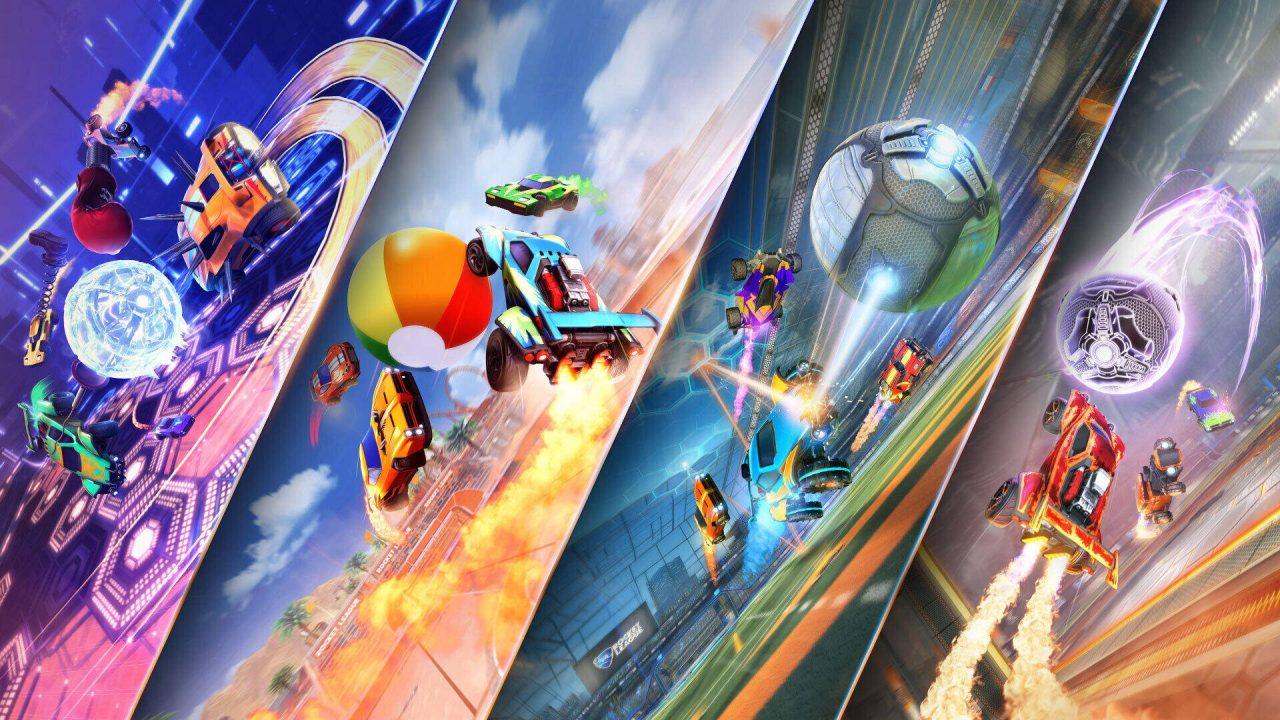Rocket League passe en free to play prochainement