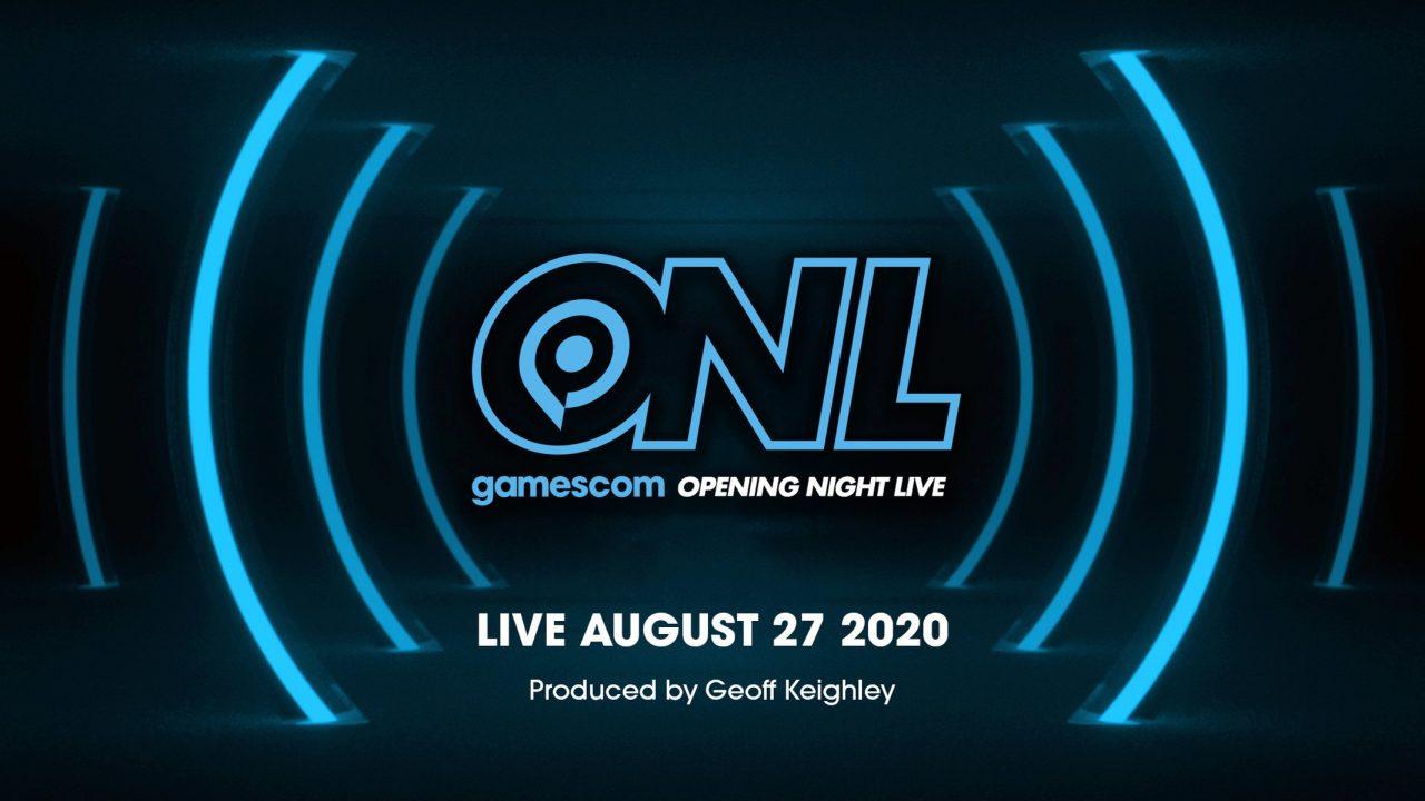 Suivez la soirée d'ouverture de la Gamescom 2020 ici même