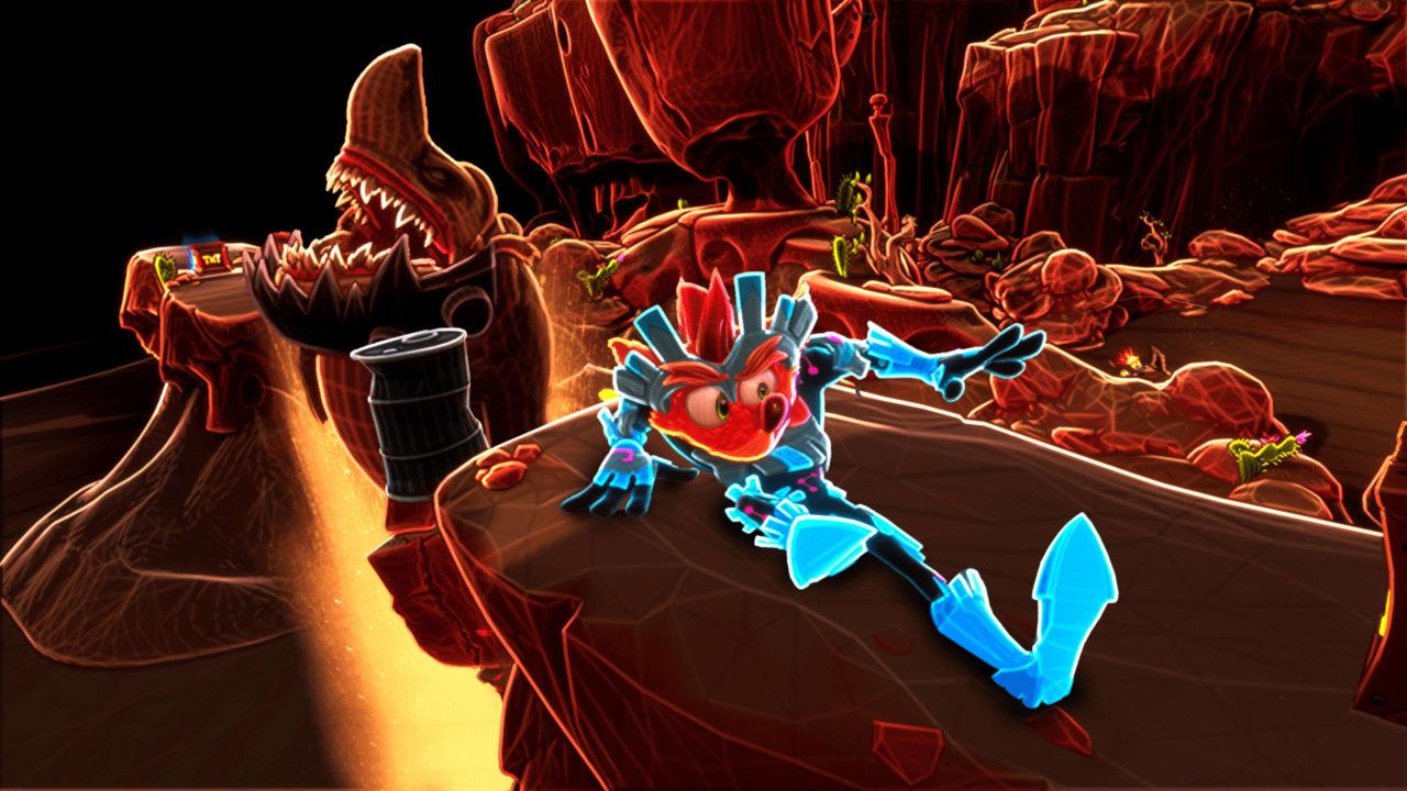 De nouveaux personnages jouables et des skins pour Crash Bandicoot 4 It's About Time