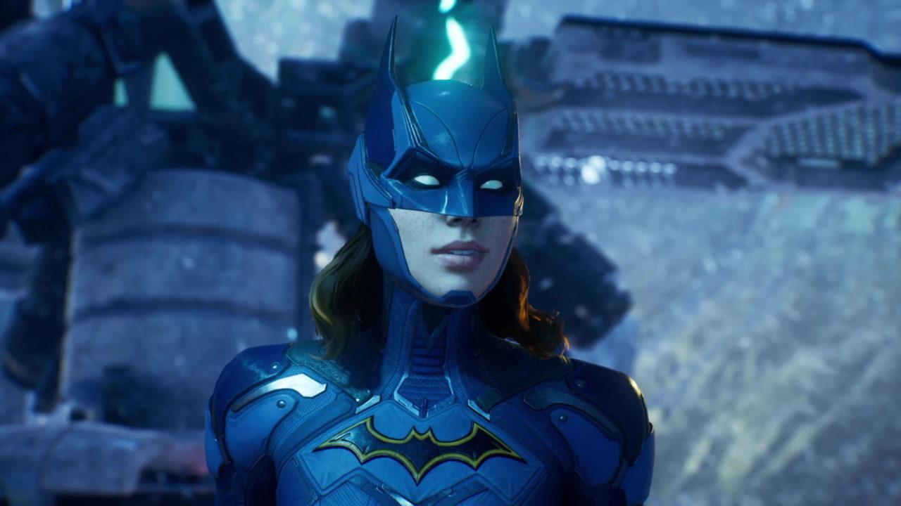 Gotham Knights reporté à 2022