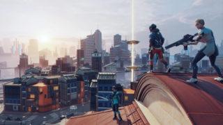 Hyper Scape, le battle royale d'Ubisoft, disponible maintenant