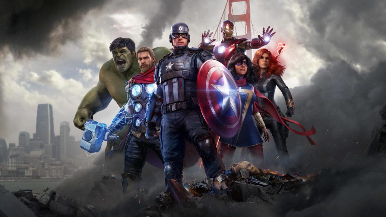 Découvrez les 50 premières minutes de Marvel's Avengers en 4K HDR