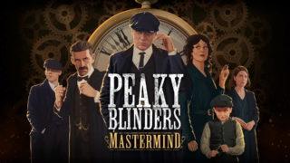Peaky Blinders Mastermind Images
