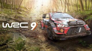 Nouvelles images et vidéo pour WRC 9