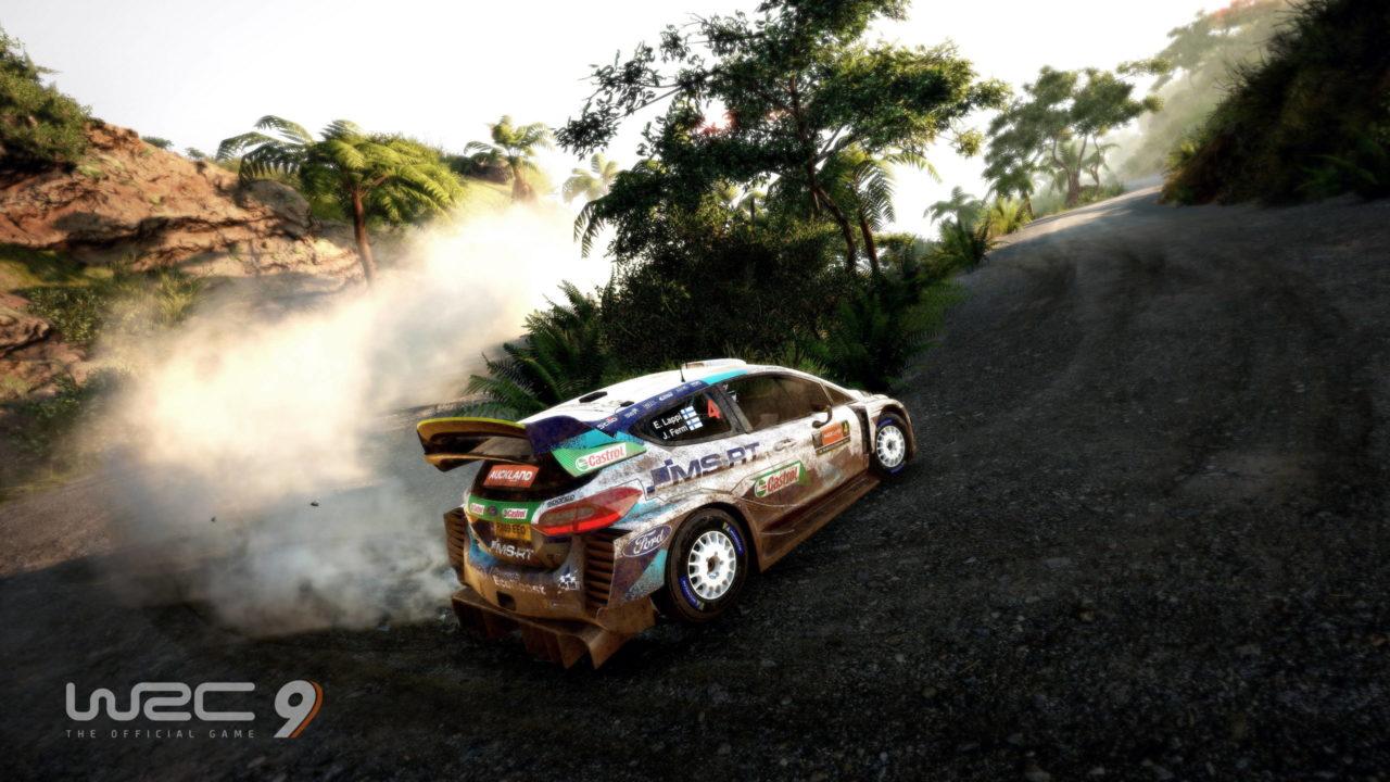 Découvrez les premières minutes du mode carrière de WRC 9