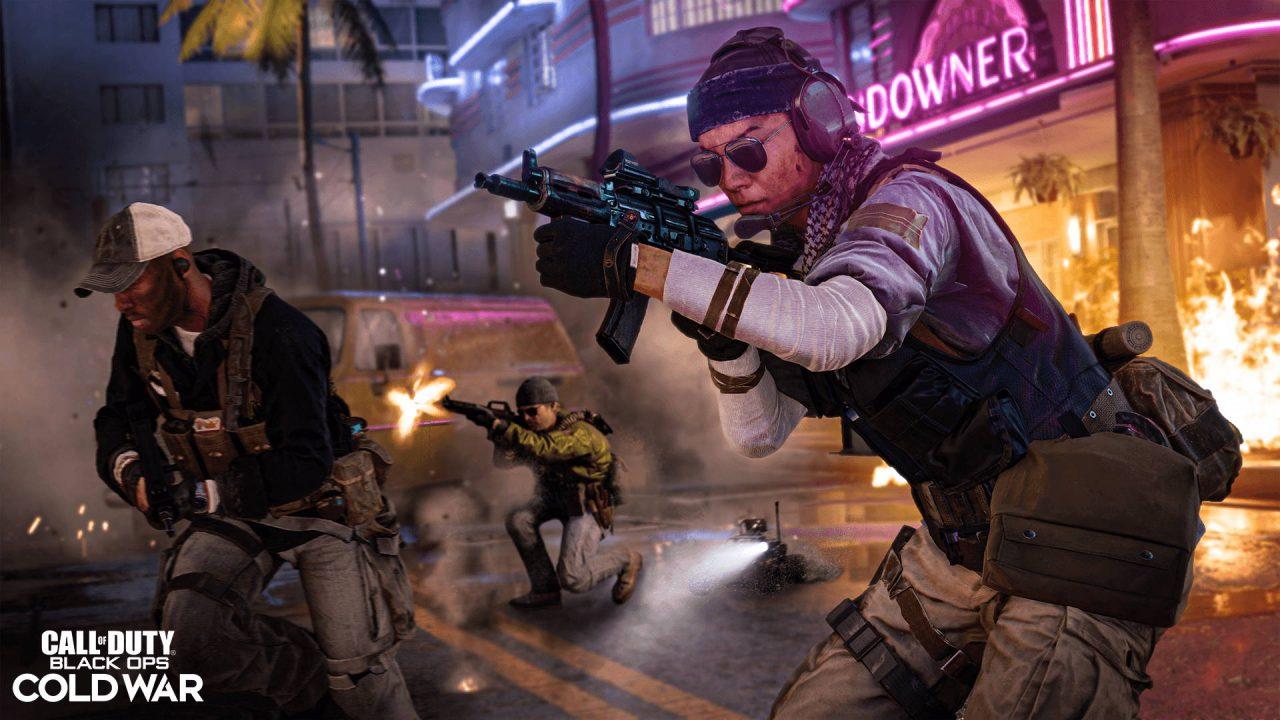 Nouvelles images et bande-annonce du multijoueur de Call of Duty Black Ops Cold War