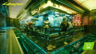 Raytracing et DLSS pour Cyberpunk 2077