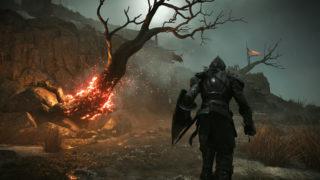 Première vidéo de gameplay et nouvelles images de Demon's Souls