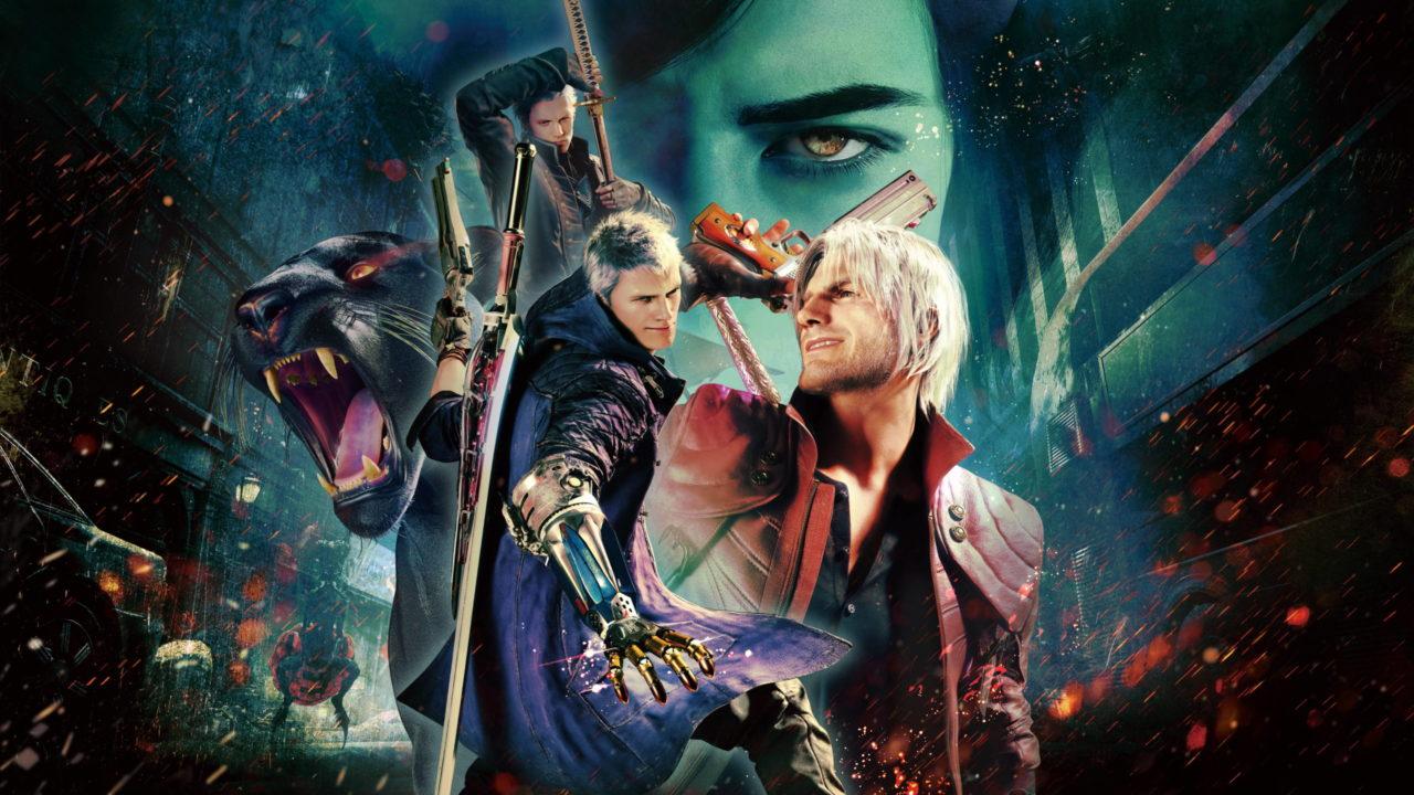 Devil May Cry 5 Special Edition annoncé sur PS5 et XSS/XSX