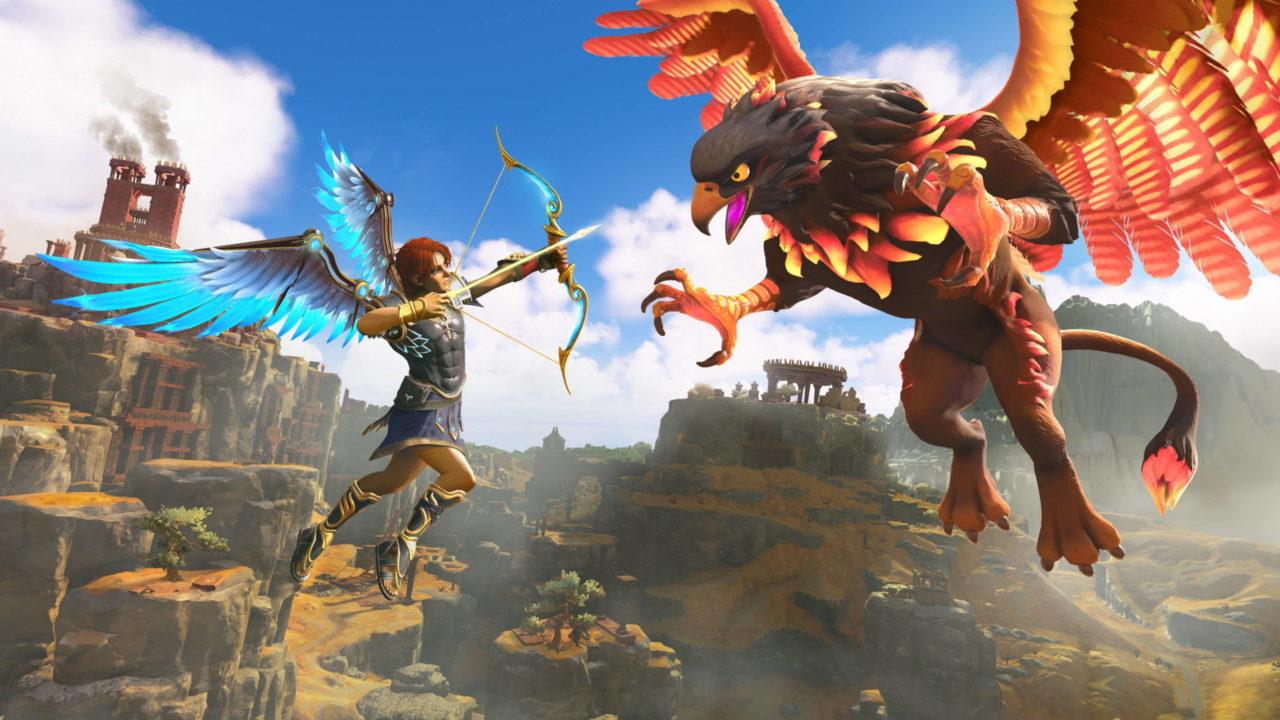 Gods & Monsters sera finalement Immortals Fenyx Rising
