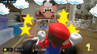 Mario Kart Live Home Circuit Images