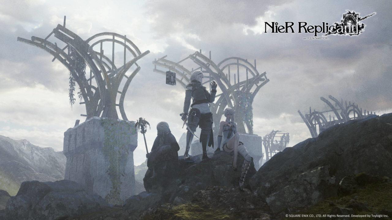 Découvrez la première heure de jeu de NieR Replicant sur XSX jusqu'en 4K HDR