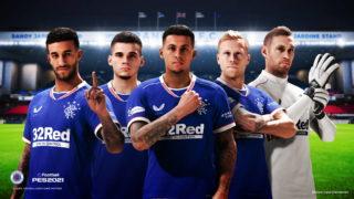 Le Rangers FC rempile avec Konami et son eFootball PES 2021