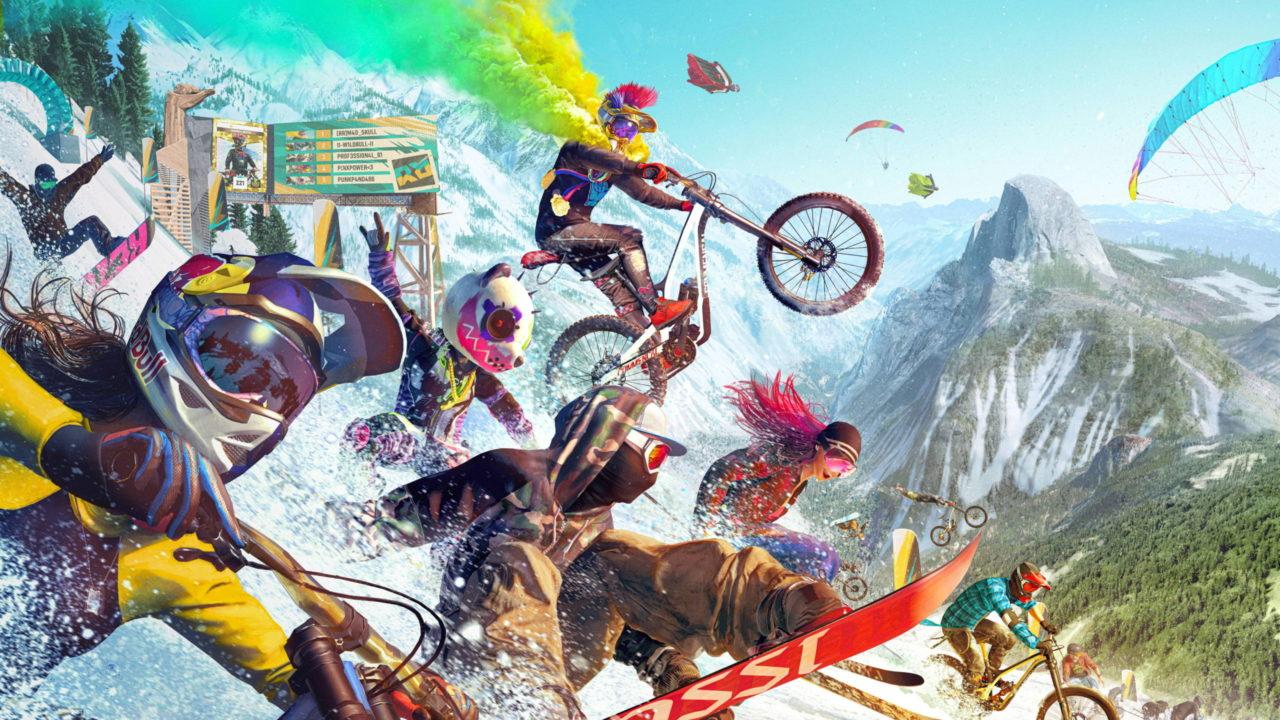 Ubisoft relance les jeux d'action/sports avec Riders Republic