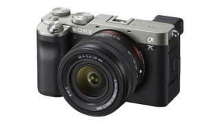 Sony dévoile son nouveau appareil photo plein format, le Alpha 7C