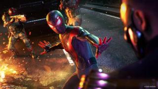 Spider-Man Miles Morales sortira bien sur PS5 et PS4. Nouvelles images et vidéo.