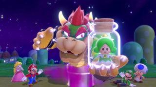 Super Mario 3D World + Bowser's Fury Videos