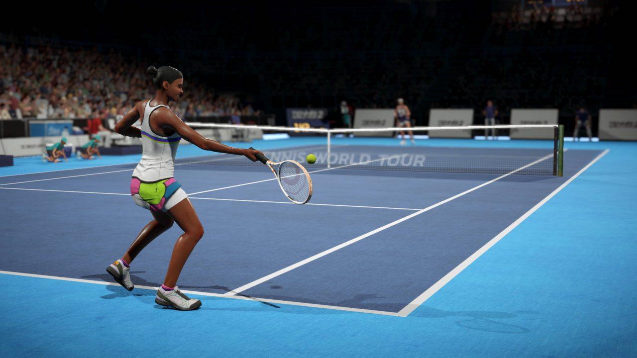 La version next gen de Tennis World Tour 2 annoncée pour mars 2021