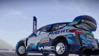 WRC 9 Images