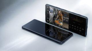 Sony annonce son nouveau smartphone, le Xperia 5 II