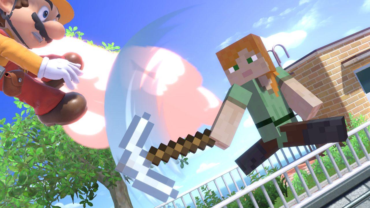 Et les nouveaux personnages de Super Smash Bros. Ultimate sont…