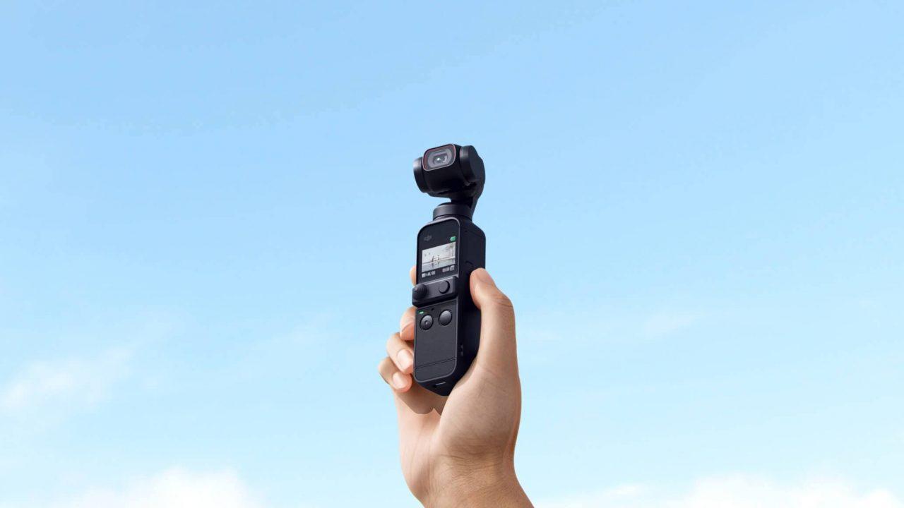 DJI annonce le DJI Pocket 2, le successeur de l'Osmo Pocket