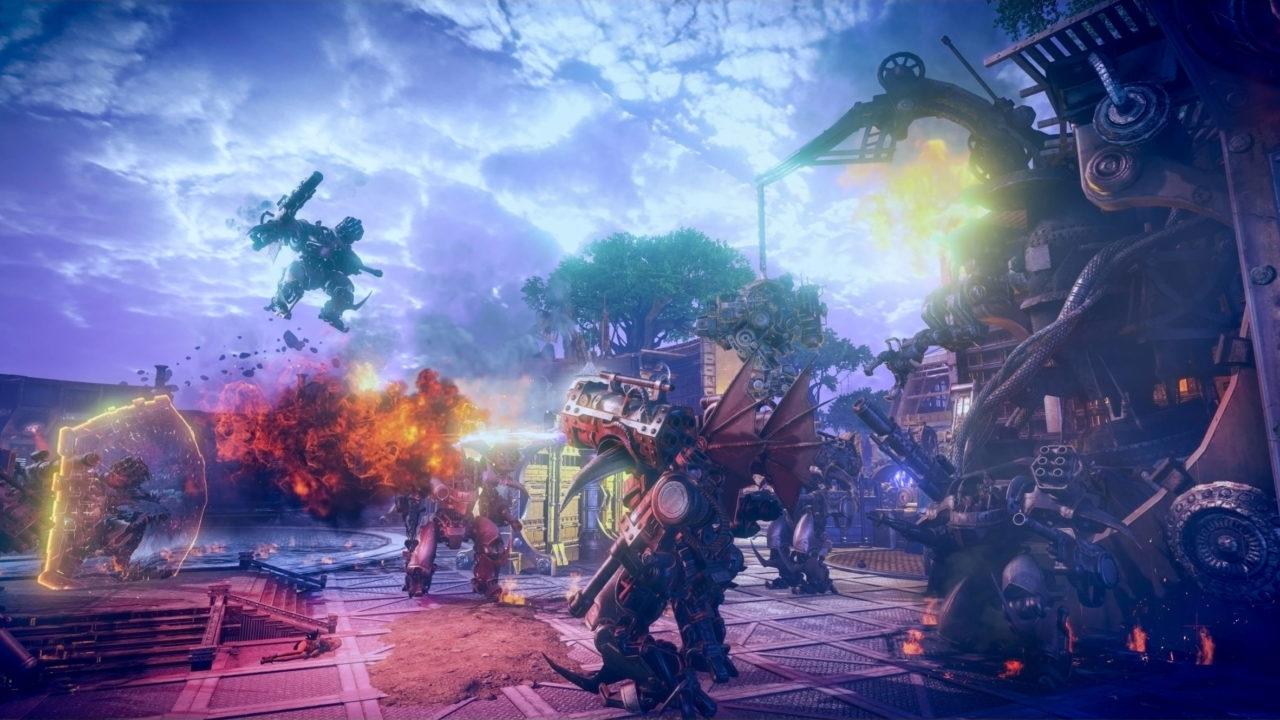 Elyon, le nouveau MMORPG des créateurs de Tera, se profile à l'horizon