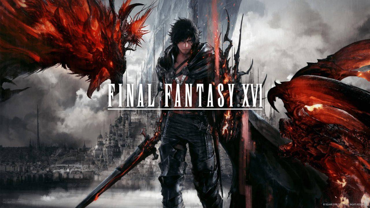 Square Enix lâche les premières informations de son Final Fantasy XVI